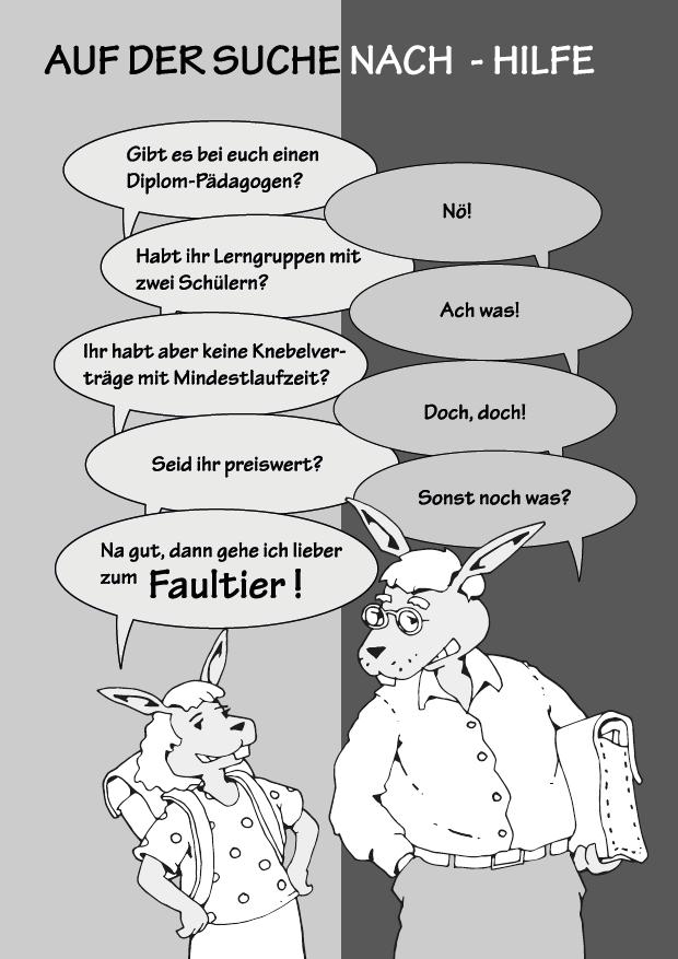 Lieber Faultier